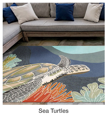 Sea Turtle Home Accents