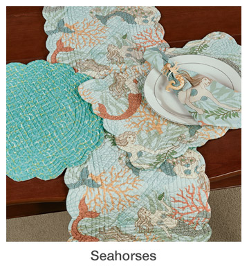Seahorse Home Accents
