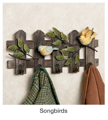 Songbirds Home Accents