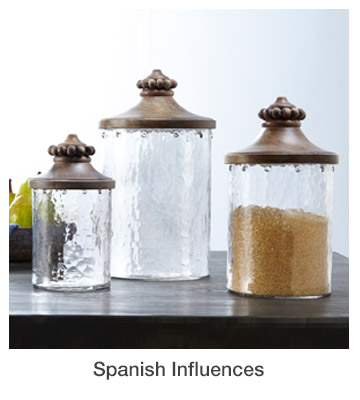 Spanish Influences Home Decor