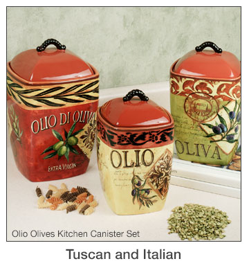 Tuscan and Italian Home Decorating