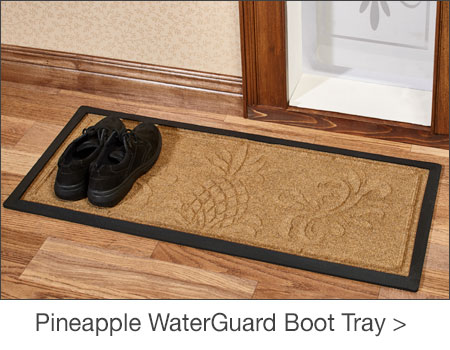 Pineapple WaterGuard Boot Tray