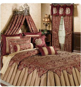 Palatial Bedspread with Teester