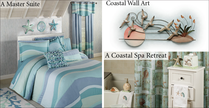 Coastal Style Decorating And Coastal Home Decorating Tips