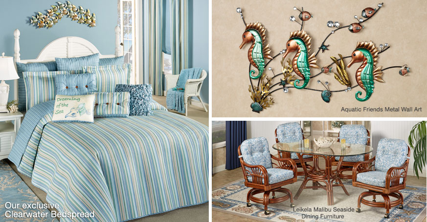 Coastal Style Decorating And Coastal Home Decorating Tips | Touch