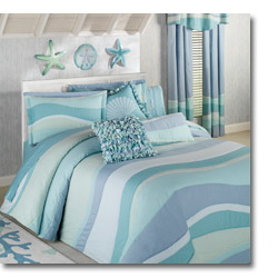 Treasure By Sea Quilt Bedding