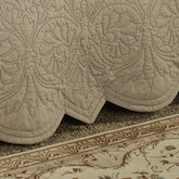 Scalloped Bedspread