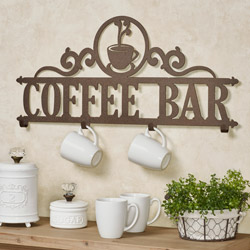 Occasions Metal Wall Hook Racks