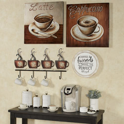 Coffee Bar Nook