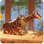 Safari Giraffe Collection