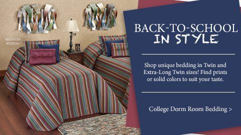 Shop College Dorm Room Bedding