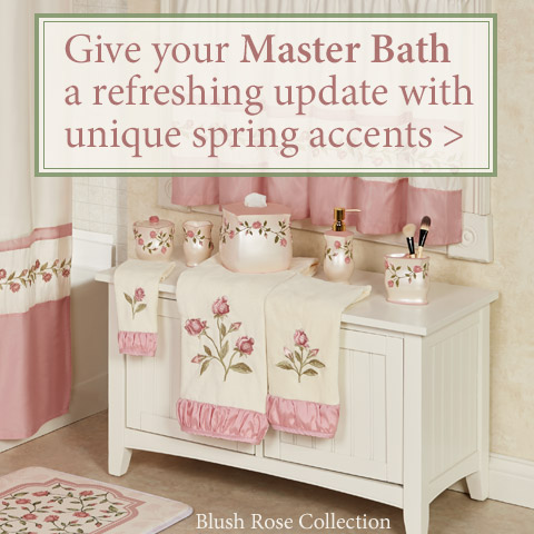 Shop unique Spring Bath Accents