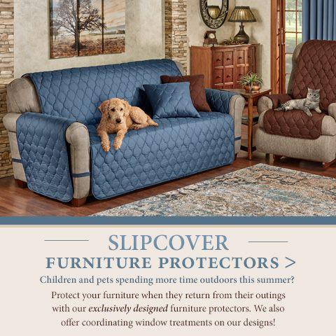 Shop all Furniture Protectors