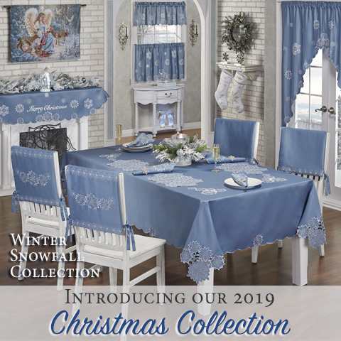 Introducing our 2019 Christmas Holiday Collection