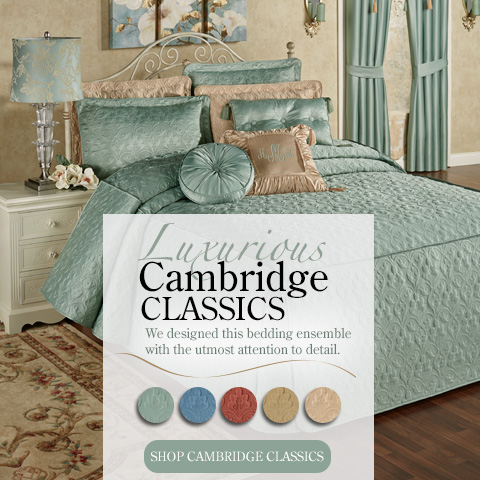 Cambridge Classics Bedding