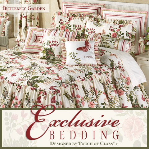 Shop Our Exclusive Bedding