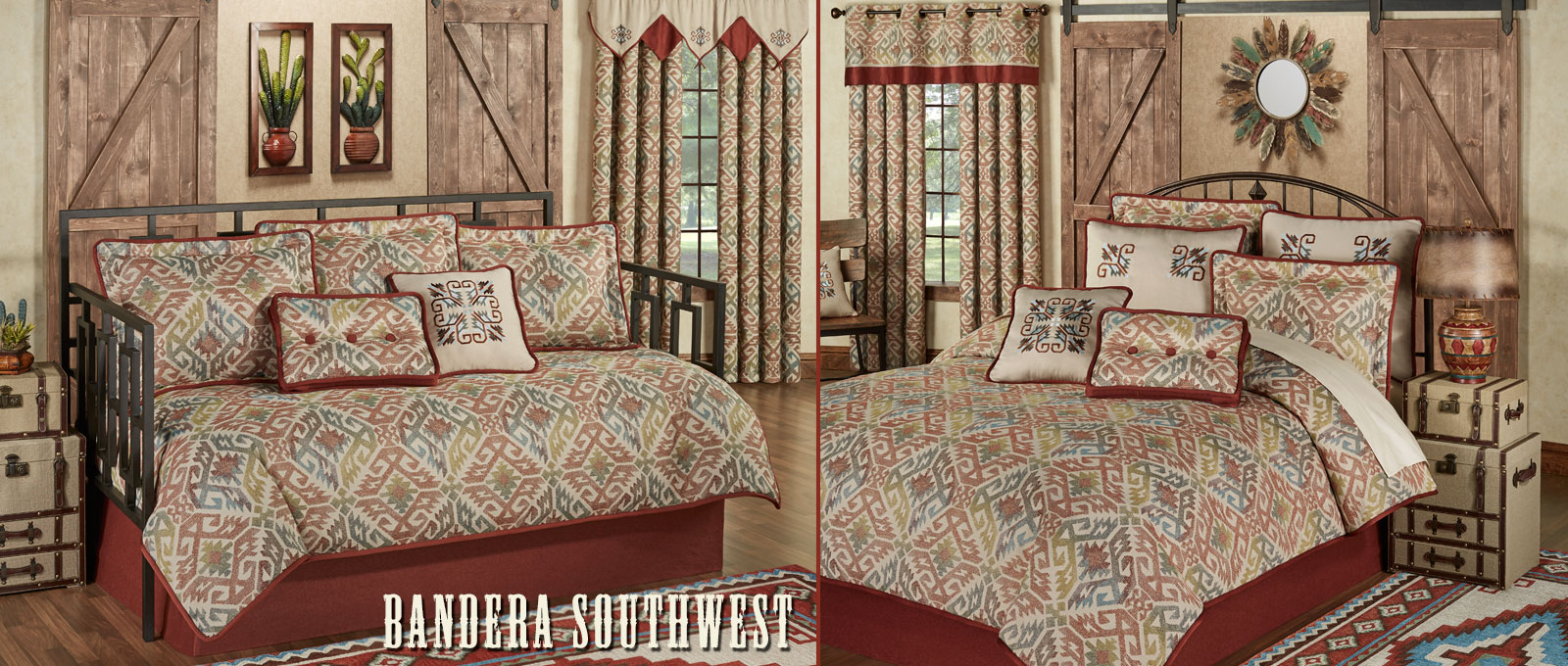 Bandera Southwest Bedroom