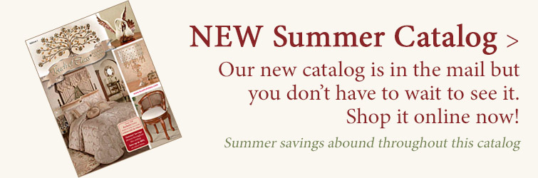 Shop Our New Summer Catalog Online Now