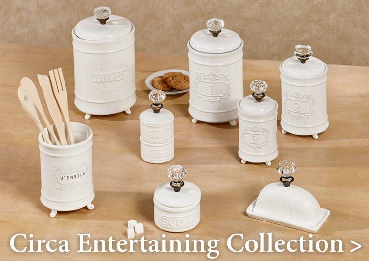 Circa Kitchen Entertaining Collection