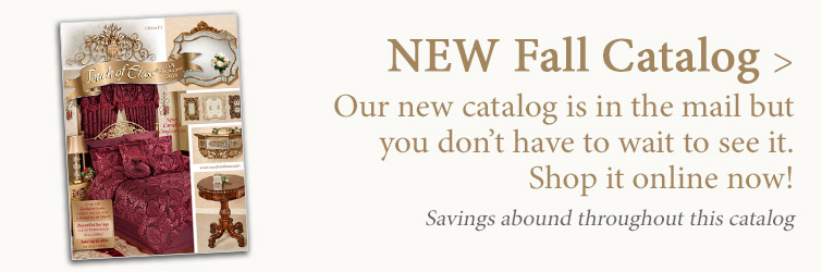 Shop our latest Fall Showcase Catalog online