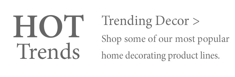 Shop some of our highest trending product lines >