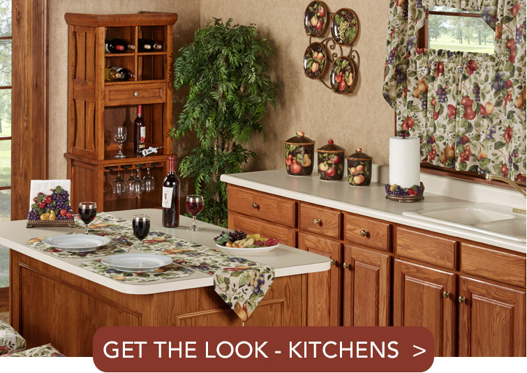 Fabulous Kitchens - Get the Look!