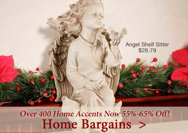 Save 55%-70% on over 400 Home Bargains