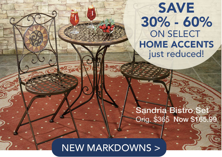 Save 30%-60% on New Markdowns