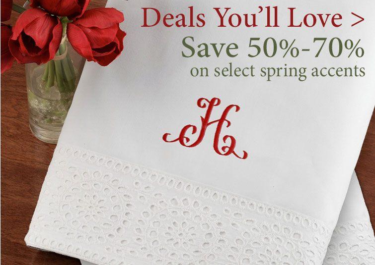 Valentine's Specials - Deals You'll Love