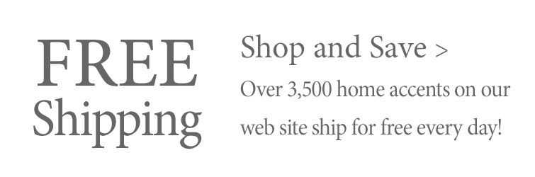 Free Standard Shipping on over 3,500 products every day! Shop Now >