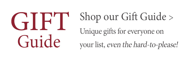 Unique Gift Ideas For Everyone On Your List