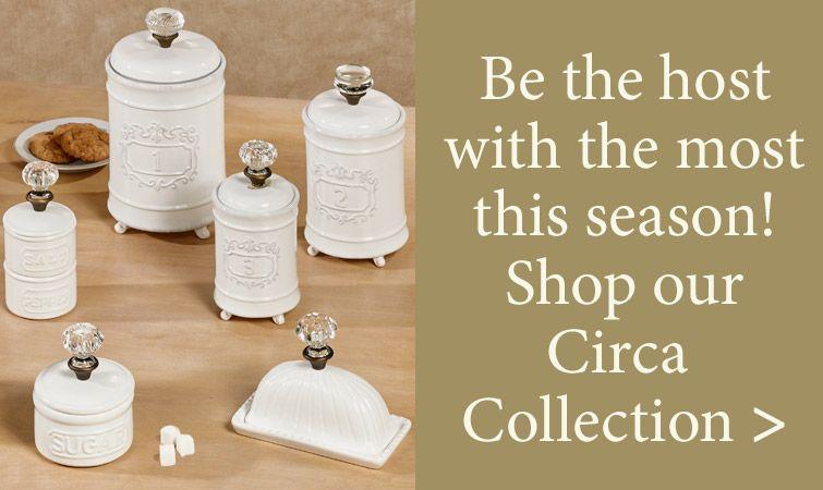 Circa Serveware Collection