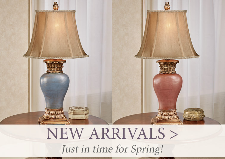New Arrivals just in time for Spring!
