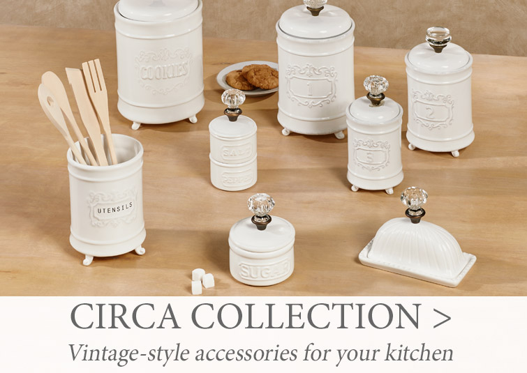 Sassy Circa Kitchen Serveware >