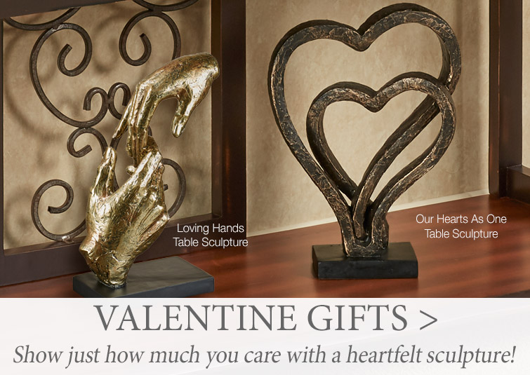 Let our Valentine's Day gift ideas aid you in the search for a meaningful present >
