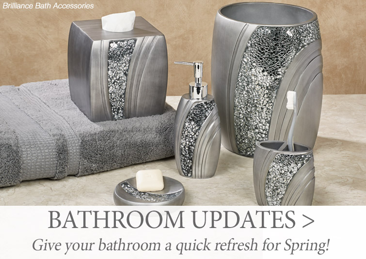 Give Your Bathroom A Quick Spring Refresh >