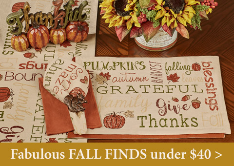 Best Fall Finds Under $40