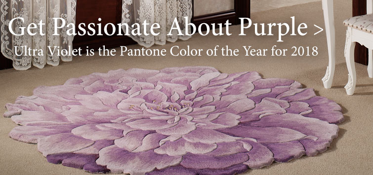 Pantone Color of the Year: Ultra Violet Purple