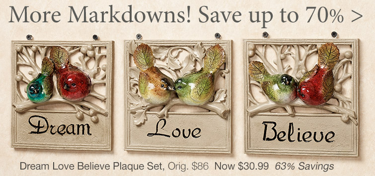 More Markdowns Just Taken - Save up to 70%