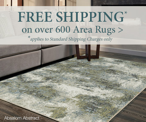 Enjoy Free Standard Shipping on over 600 Area Rugs