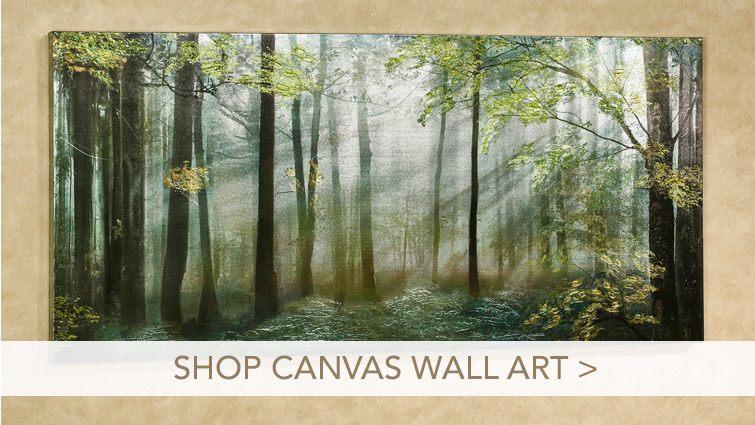 Shop Canvas Wall Art