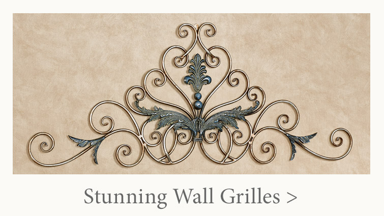 Stunning Wall Grille Art