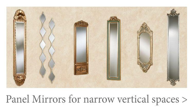 Panel Wall Mirrors
