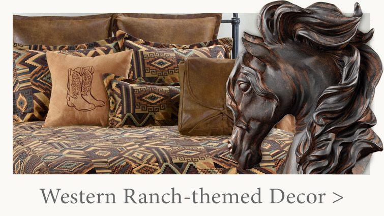 Western Ranch-themed Decor