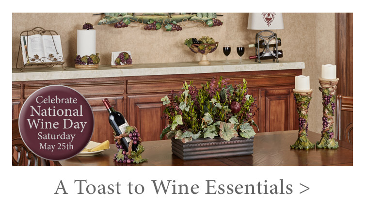 A toast to Wine Essentials