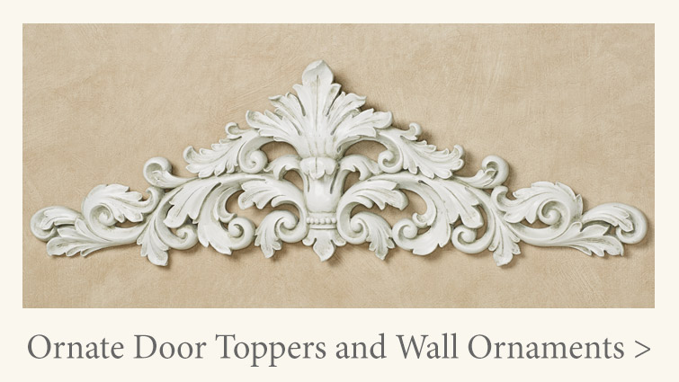 Window, Wall, and Door Toppers