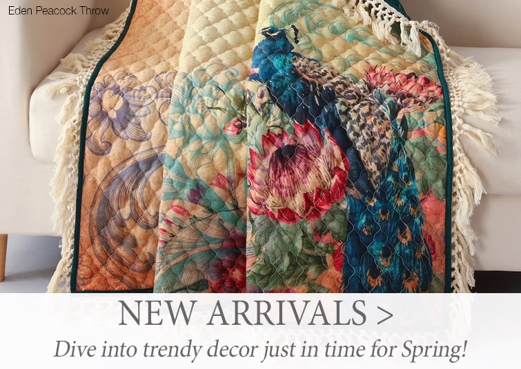 New Arrivals just in time for spring >