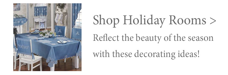 Get The Look - Shop our Christmas-themed rooms for decorating inspiration
