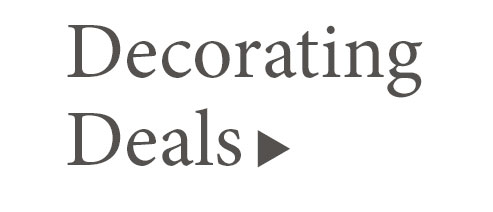 Save 40% or more on Home Decorating Deals
