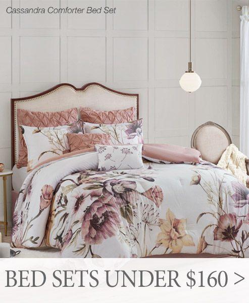Complete Bed Sets under $160! Shop Now >